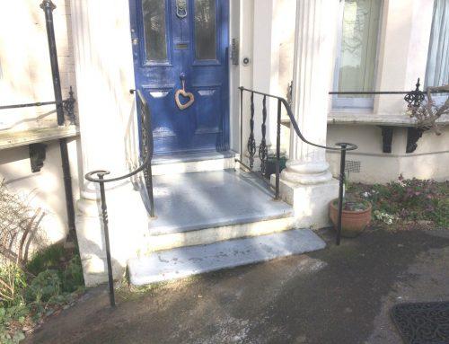 Bespoke handrails London