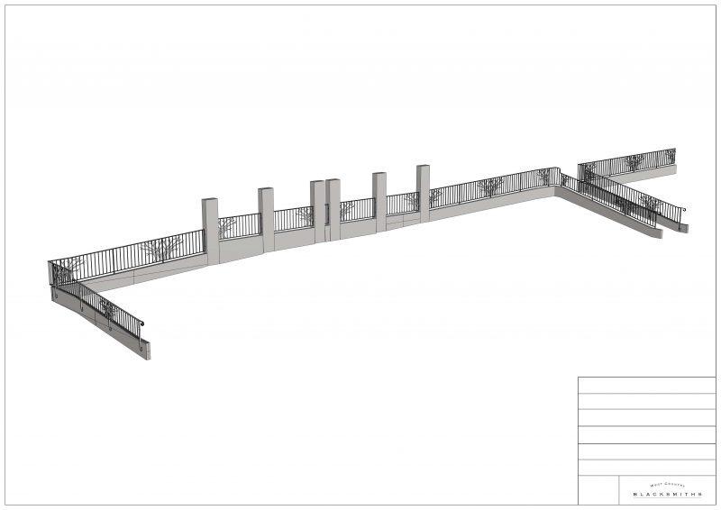 Somerton railing project