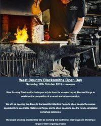 West Country Blacksmiths open day